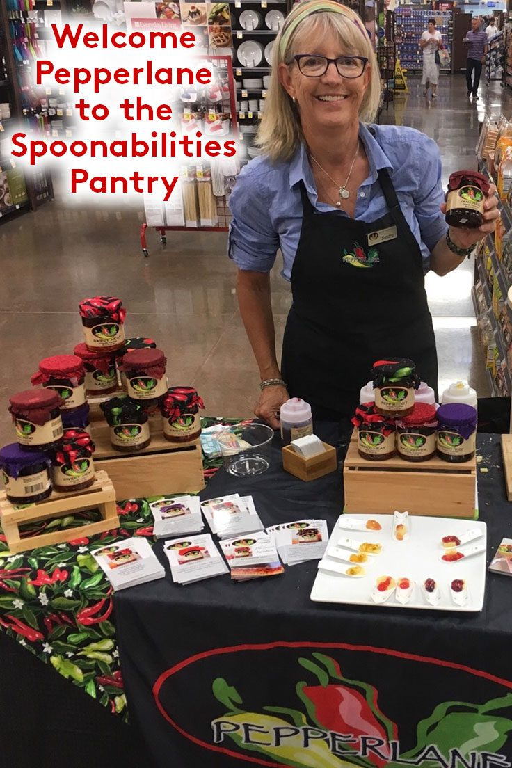 Pepperlane Preserves, welcome to Spoonabilities
