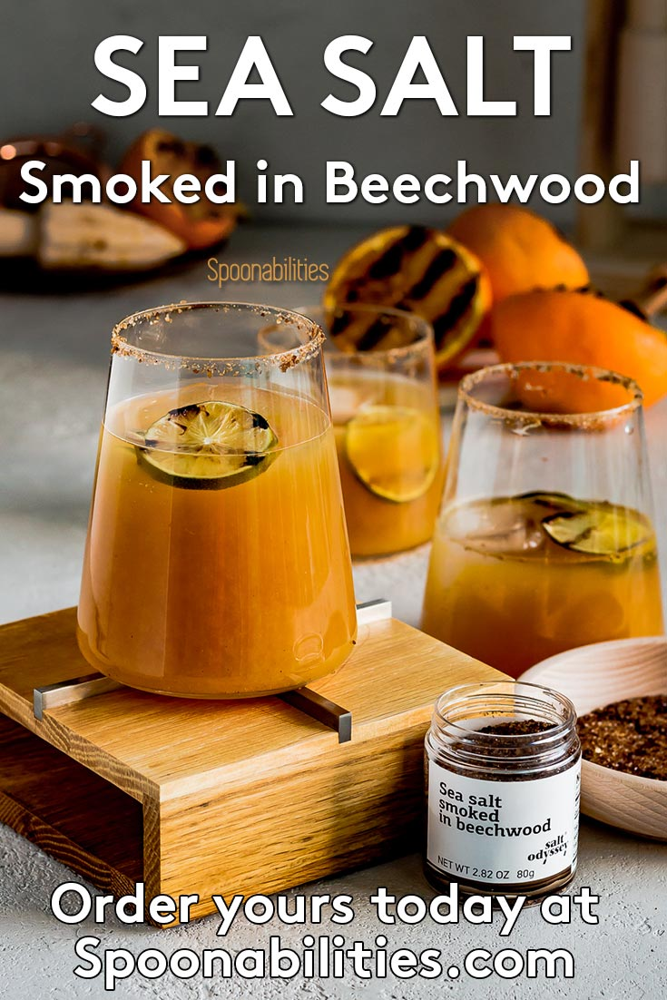 Salt Odyssey Sea Salt Smoked Beechwood