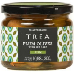 TREA Plum Olives Sea Salt