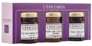 Mini Cheese Confit Set for Gift Guide