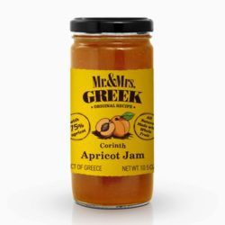 Mr & Mrs Greek Corinth Apricot Jam