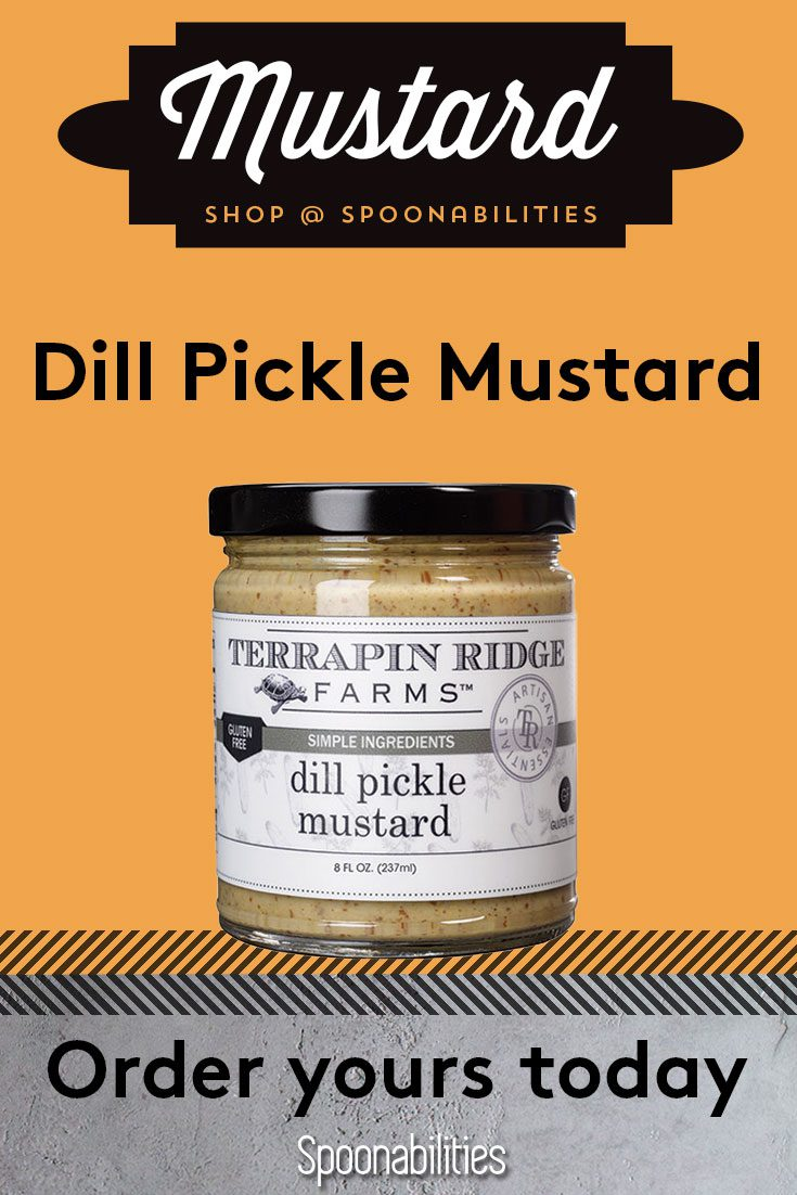 Dill Pickle Mustard 3-pack