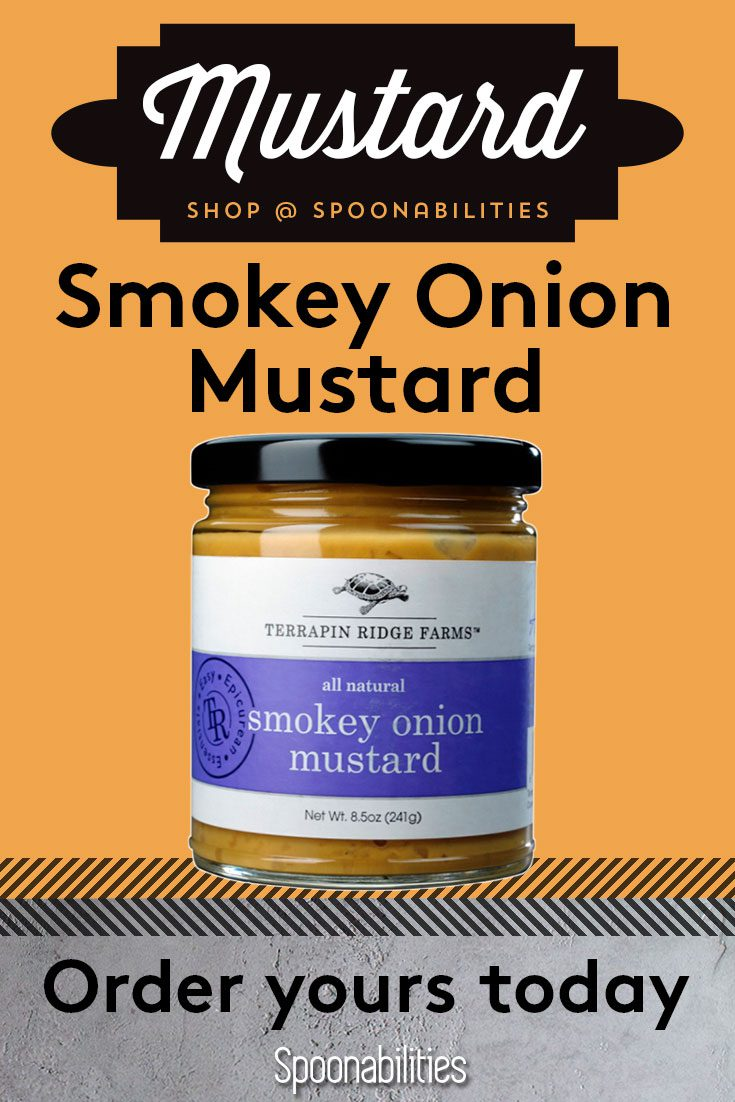 Smokey Onion Mustard 3-pack
