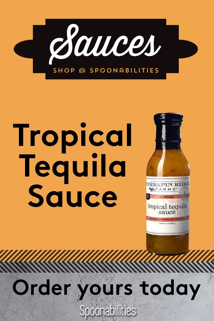 Tropical Tequila Sauce 3-pack