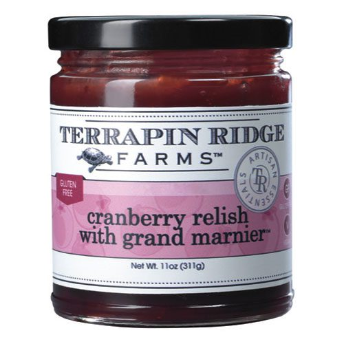 cranberry relish with grand marnier from Terrapin Ridge Farms