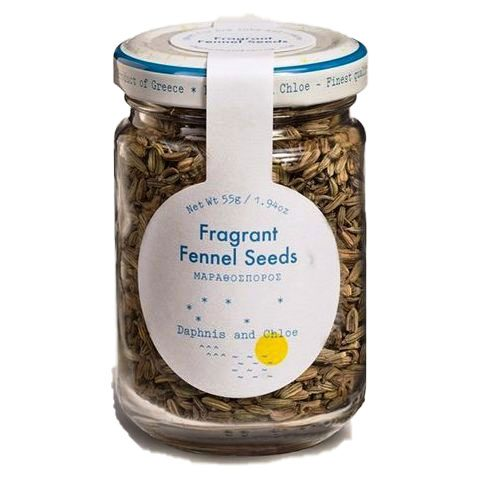 Fragrant Fennel Seeds by Daphnis & Chloe