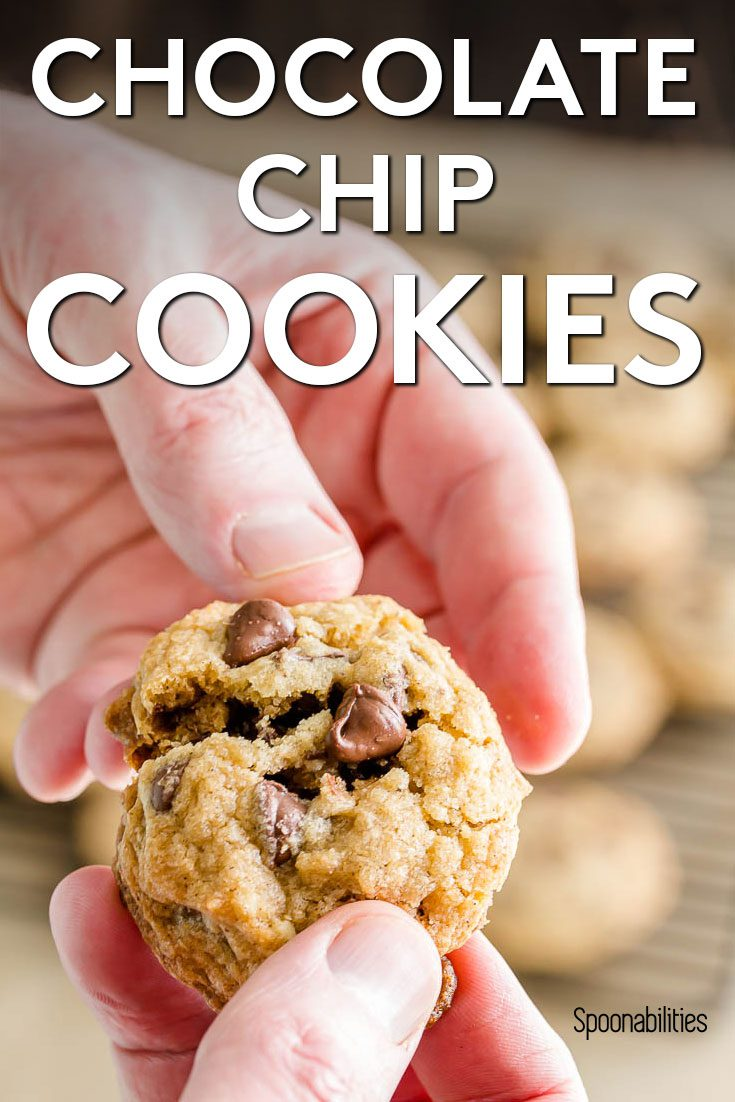 Chocolate Chip Cookies - Nestle Toll House Cookie Recipe Re-do