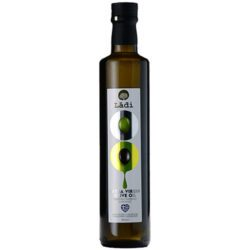 Bottle of Ladi extra virgin olive oil